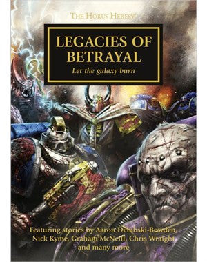 HORUS HERESY: LEGACIES OF BETRAYAL (HB)