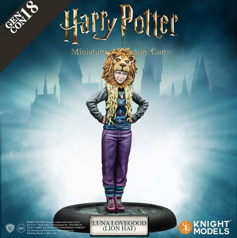 Luna Lovegood - Expansion