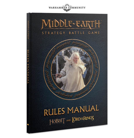 MIDDLE-EARTH S.B.G. RULES MANUAL