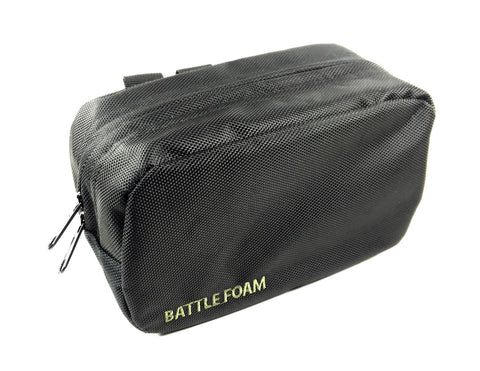 P.A.C.K. MOLLE Ditty Bag (Black)