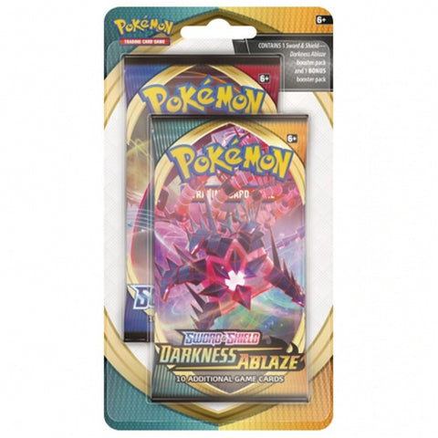 SWORD & SHIELD 3 Darkness Ablaze *Celebration 2-Pack Blister*