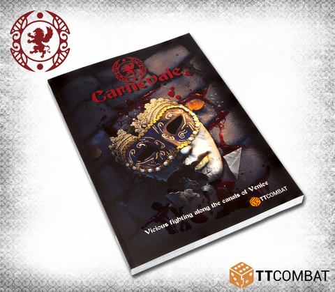 Carnevale Rulebook (Softback)