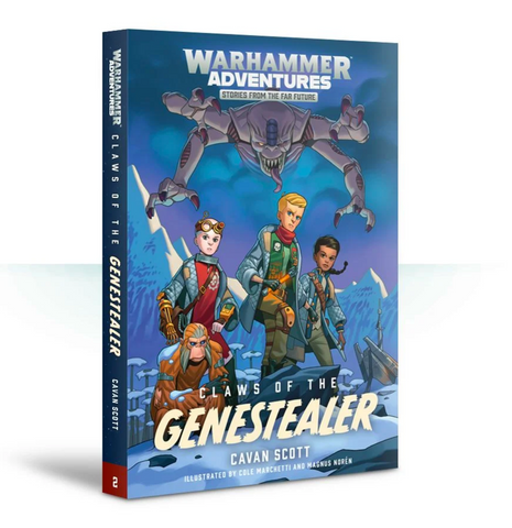 CLAWS OF THE GENESTEALER (PB)