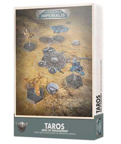 AREA OF ENGAGEMENT: TAROS