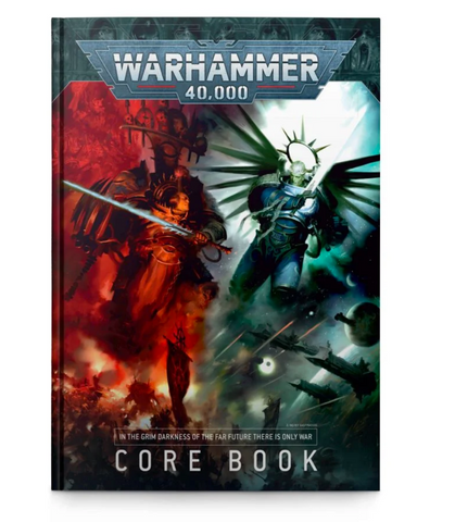 WARHAMMER 40000: 9th EDITION CORE BOOK