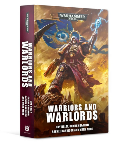 WARRIORS AND WARLORDS (HB)