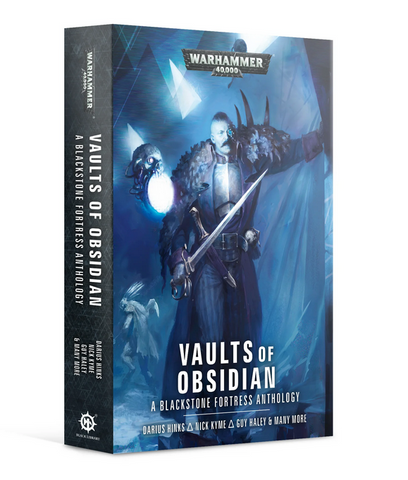 BLACKSTONE FORTRESS: VAULTS OF OBSIDIAN (PB)