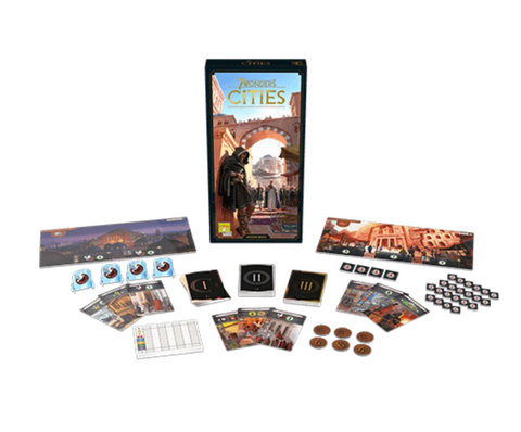 7 Wonders: Cities Expansion (2nd Edtion)