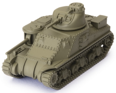 American M3 Lee - Expansion