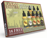 Army Painter: Metallics paint set