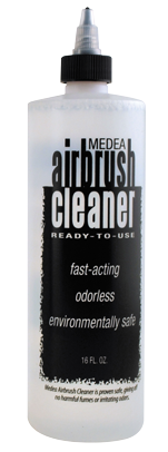 Medea Airbrush Cleaner  16oz (472ml)