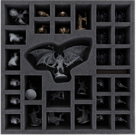 THE LORD OF THE RINGS: Journeys in Middle-earth -Shadowed Paths - Foam tray set