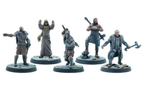 Stormcloak Chieftans Expansion