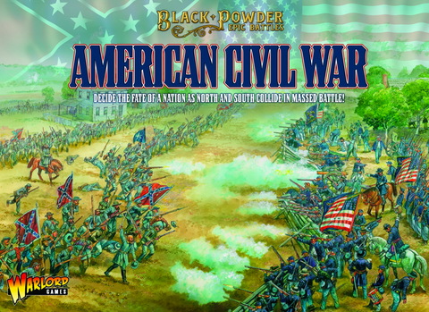 Epic Battles: AMERICAN CIVIL WAR - Starter Set