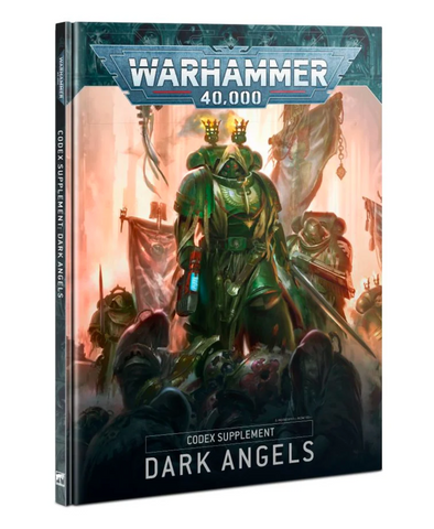 CODEX SUPPLEMENT: DARK ANGELS (HB)