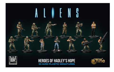 ALIENS: Heroes of Hadley's Hope