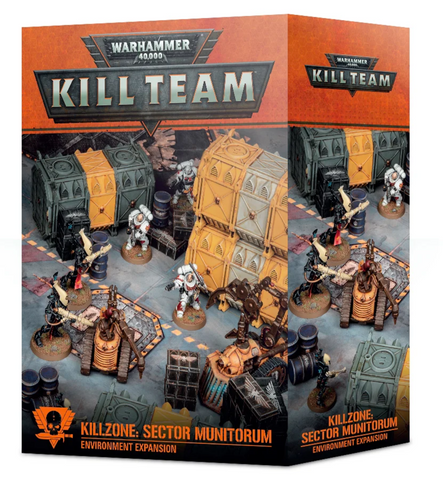 KILLZONE: SECTOR MUNITORUM ENVIRONMENT EXPANSION