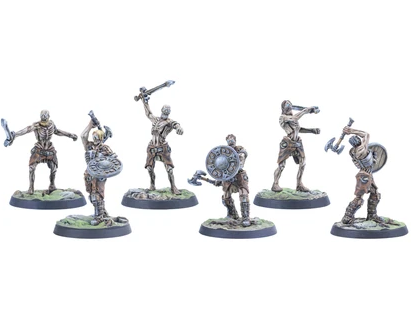 Draugr Guardians Resin Expansion