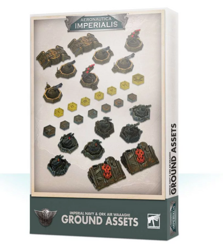 IMPERIAL & ORK GROUND ASSETS