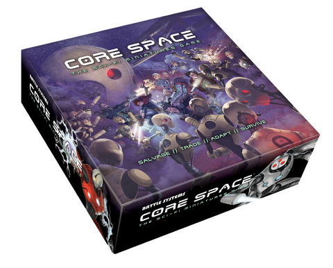 CORE SPACE - Starter Set