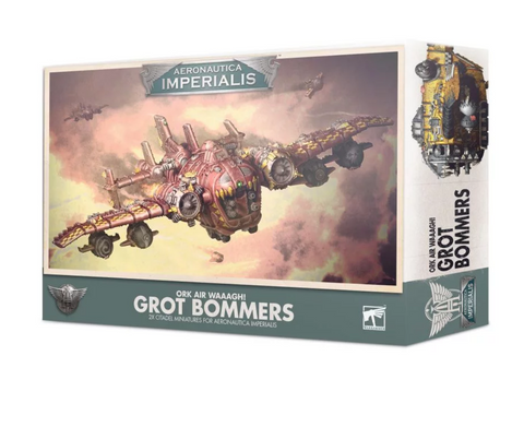 AIR WAAAGH! GROT BOMMERS
