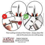 Precision Side Cutters