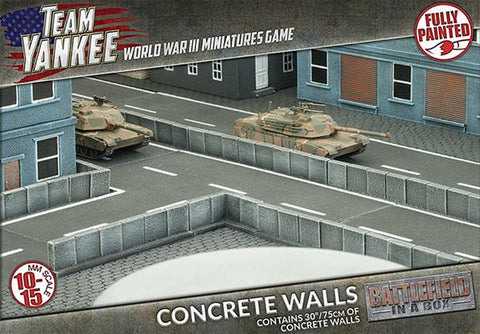 Concrete Walls