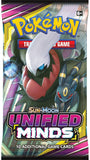 SUN AND MOON 11 - Unified Minds *Booster Pack*