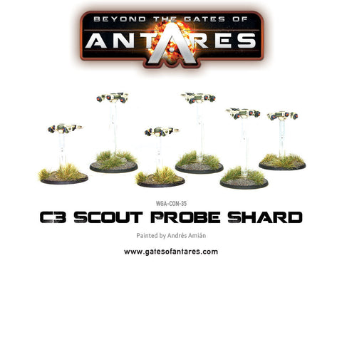 C3 Scout Probe Shard (6 Probes)