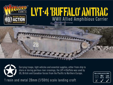 LVT-4 'Buffalo' Amtrac