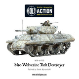 M10 WOLVERINE Tank Destroyer
