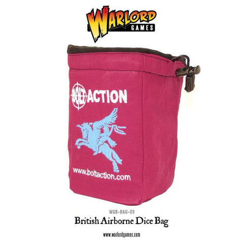 Bolt Action British Airborne Dice Bag