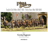 Pike & Shotte Cavalry plastic boxed set