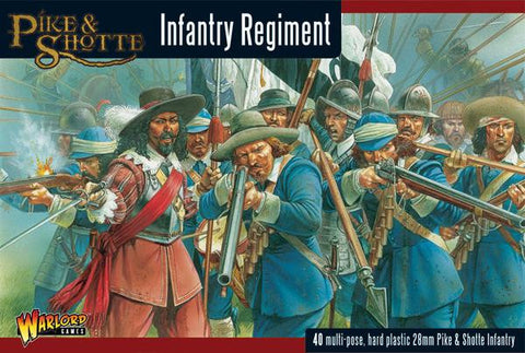 Pike & Shotte Infantry Regiment