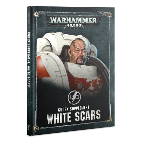 CODEX: WHITE SCARS (HB)