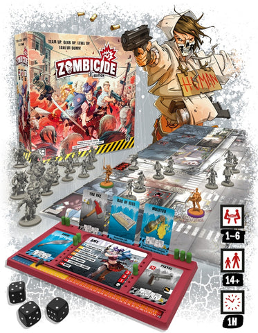 ZOMBICIDE - 2nd Edition