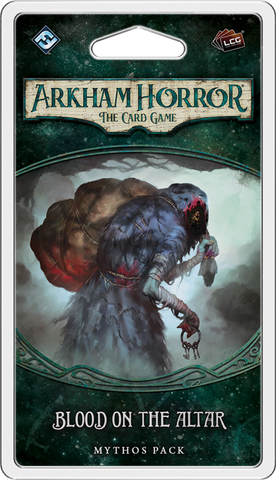 BLOOD ON THE ALTAR -  3rd Mythos Pack The Dunwich Legacy