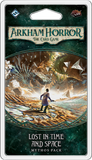 LOST IN TIME AND SPACE - Mythos Pack: Arkham Horror LCG Exp.