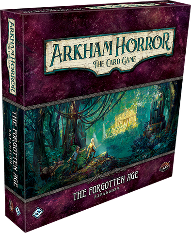 THE FORGOTTEN AGE - Deluxe: Arkham Horror LCG Exp.