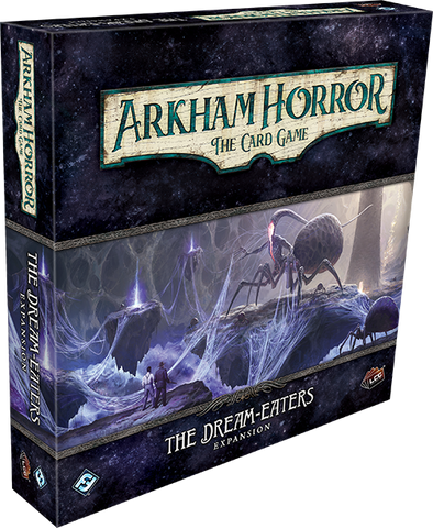 THE DREAM-EATERS - Deluxe: Arkham Horror LCG Exp.
