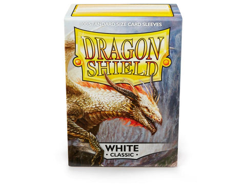 Dragon Shield Sleeves White (100)