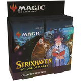 Strixhaven School of Mages Collector Booster * Sealed box of Boosters*