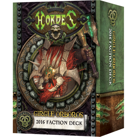 Circle 2016 Faction Deck