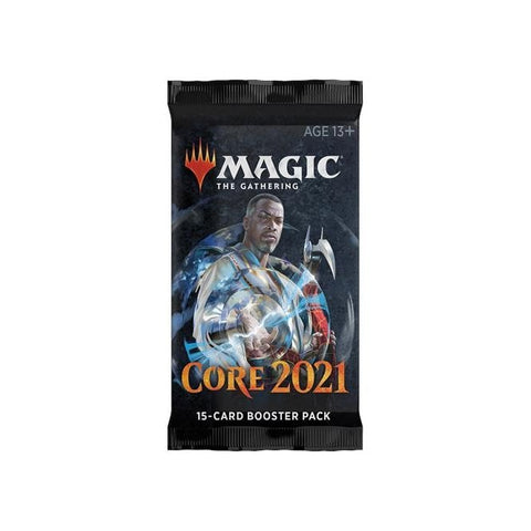 CORE SET 2021 ** Booster Pack**