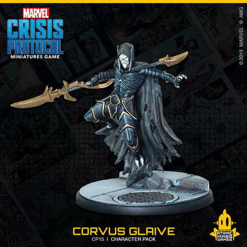 CORVUS GLAIVE AND PROXIMA MIDNIGHT - Character pack
