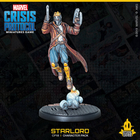STAR-LORD - Character pack