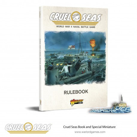 CRUEL SEAS - Rule Book