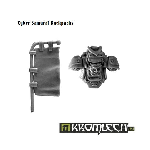 Cyber Samurai Backpacks (5)