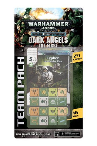 DARK ANGELS - The First - Team Pack