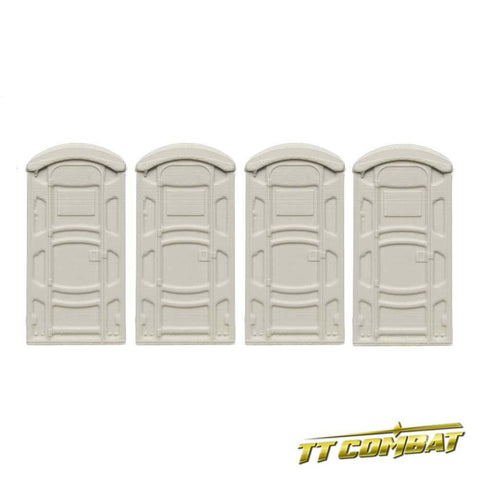 Portable Toilets Set